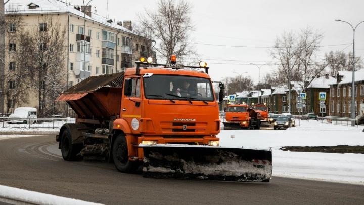 «Контроль будет жестким»: в Архангельске убирать улицы будет новый подрядчик