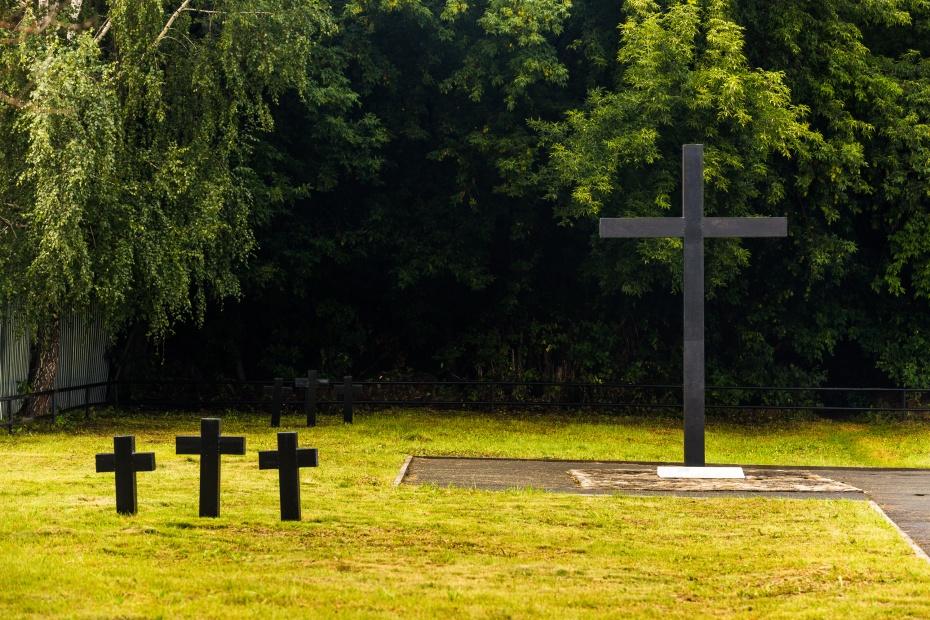 Около 3000 военнопленных похоронены на новосибирских кладбищах