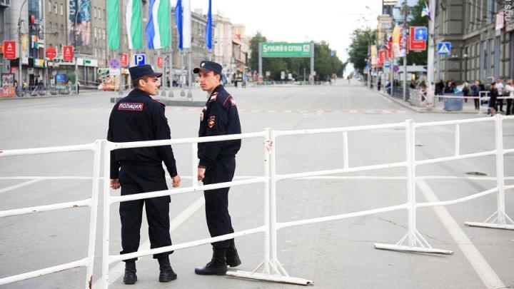 Новосибирцев ждут перекрытия в центре города в честь Дня России