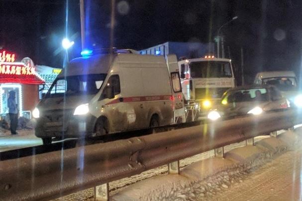 После ночного перепада температур в Новосибирске начался «день жестянщика»