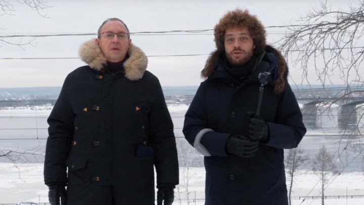 О зарплате мэра, закрытии ж/д и никакой политики: Илья Варламов выпустил «БДСМ с мэром Перми»