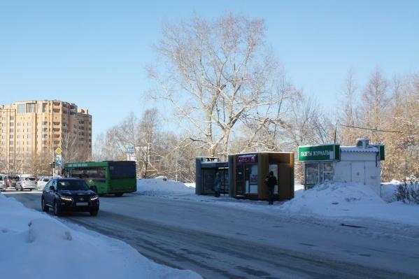 18 января участок на Демакова передан в муниципальную собственность