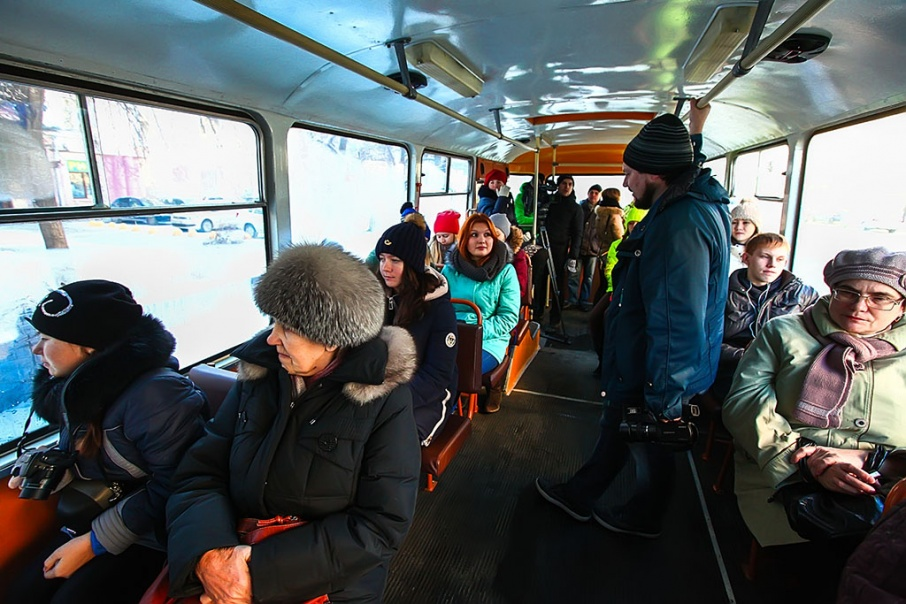 Новый маршрут автобуса был согласован с жителями Сосновки