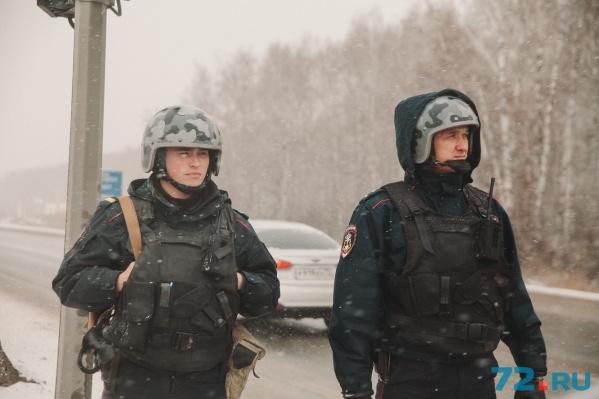 В задержании преступника в Ишиме участвовали оперативники из Омской области