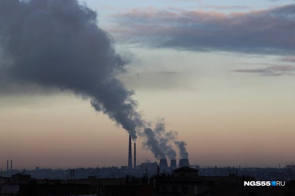 Наш город станет местом проведения пятилетнего эксперимента с квотами на выбросы