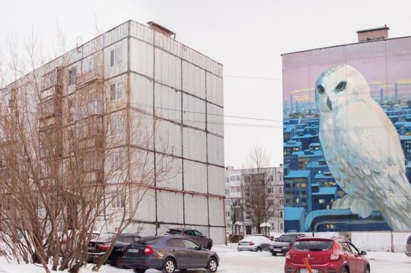 Вот так скоро будет выглядеть дом 68 на улице Первомайской<br>&nbsp;