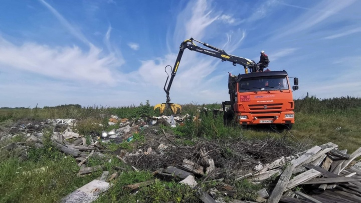 В Сибае на несанкционированную свалку потратят 11 миллионов бюджетных денег