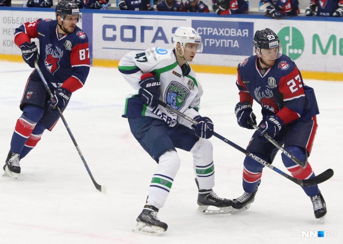 Нижегородское «Торпедо» напоследних минутах упустило победу над «Югрой»