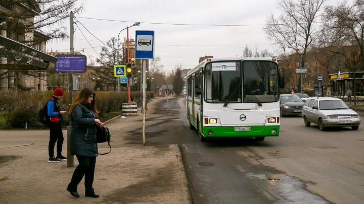 Чиновники предупредили о сбоях в приложениях с автобусами