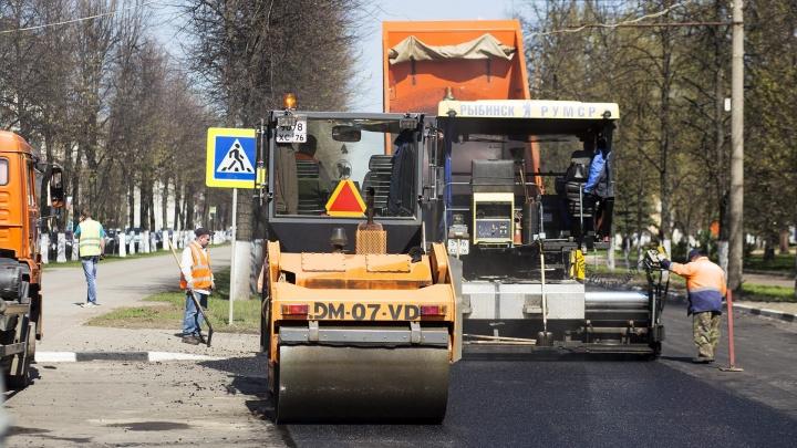 «Построим с нуля»: в Ярославле появятся три новые дороги