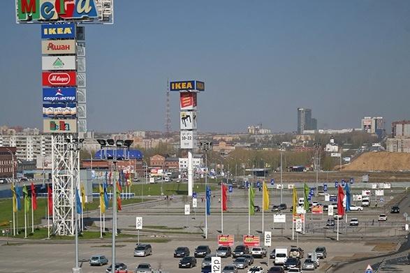 Сообщники воровали машины с парковок крупных торговых центров