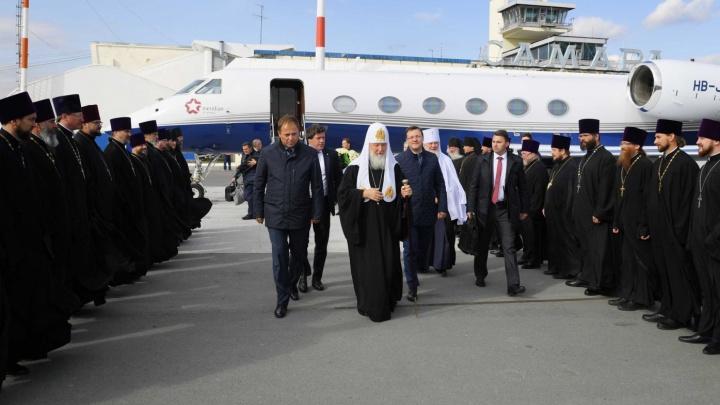Визит патриарха Кирилла обошёлся Самаре в 4 миллиона рублей