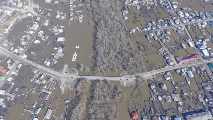 Медведев дал Волгоградской области 119 миллионов на ремонт дорог после наводнения