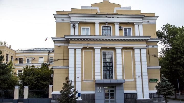В Волгограде запретили перестраивать здание администрации