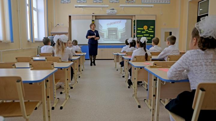 Первый звонок в феврале: в Новосибирске открыли большую школу с тремя спортзалами и столовой на 550 человек