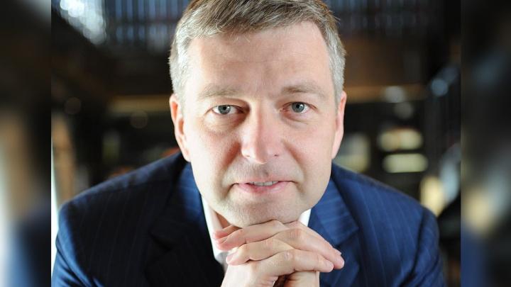 Миллиардер Дмитрий Рыболовлев прилетел в Россию