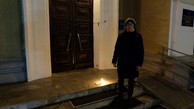 Курганец, задержанный за сожжение Конституции: «Она не работает — по крайней мере, на благо народа»