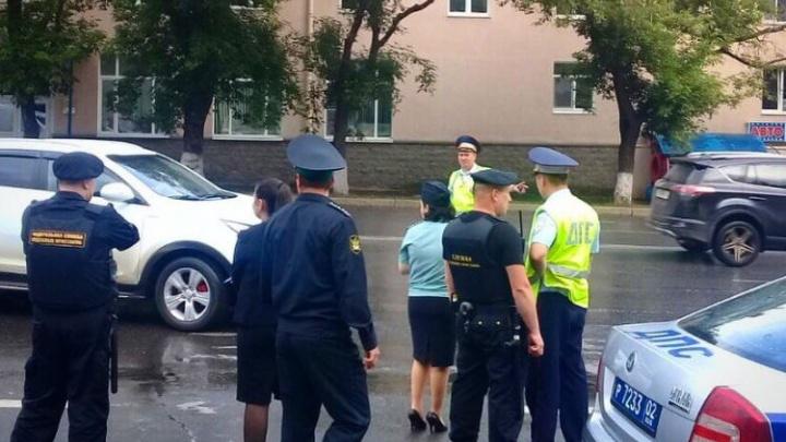 Накатал: В Уфе задержали водителя со штрафами на 170 тысяч рублей