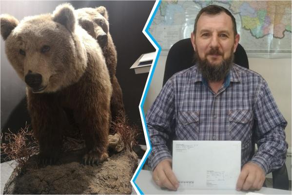 Автор выставки Павел Глазков удивлён реакцией активистов и не видит в экспозиции ничего вредного для детей