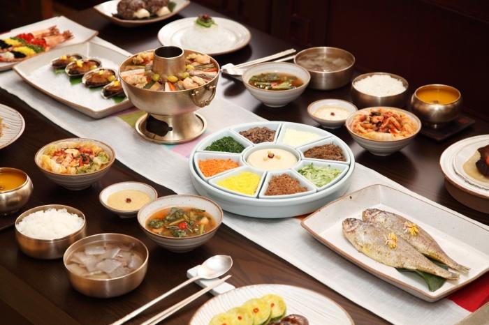 Корейская еда для русского человека непривычна, но вкусна