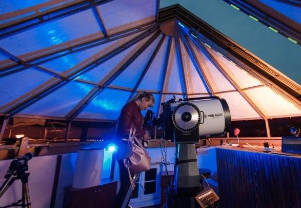 Тюменцы смогут увидеть в марте сближение Луны и Марса. Когда и где лучше всего наблюдать за явлением