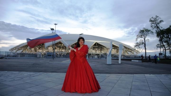 Самарские артисты сняли клип в поддержку сборной России на ЧМ-2018