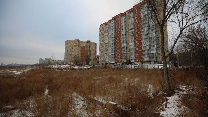 Институт городского строительства лишили земли у домов-памятников в центре Волгограда