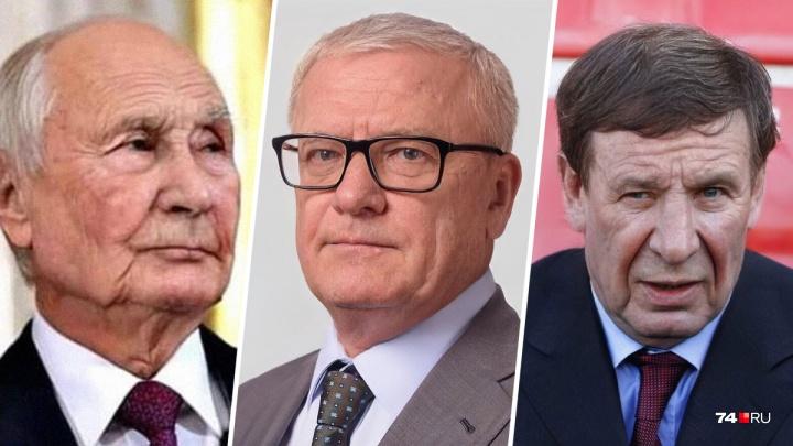 С сединою на висках: челябинские элиты «состарились» за две минуты вслед за Путиным и Медведевым