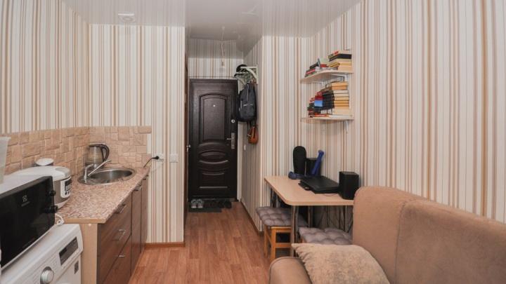 В Новосибирске резко подорожали микроквартиры