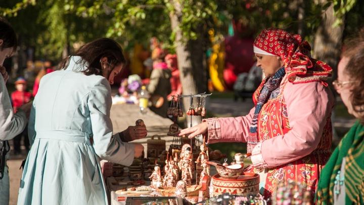 Продавать, творить, общаться: в центре Архангельска откроется первый уличный маркет