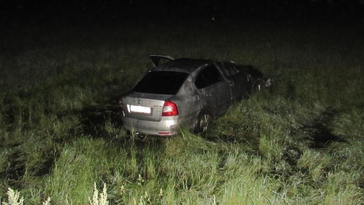 Смертельная авария на трассе в Башкирии: девушка не справилась с управлением