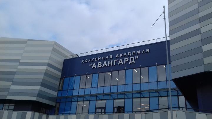 В Омске открыли хоккейную академию «Авангард»