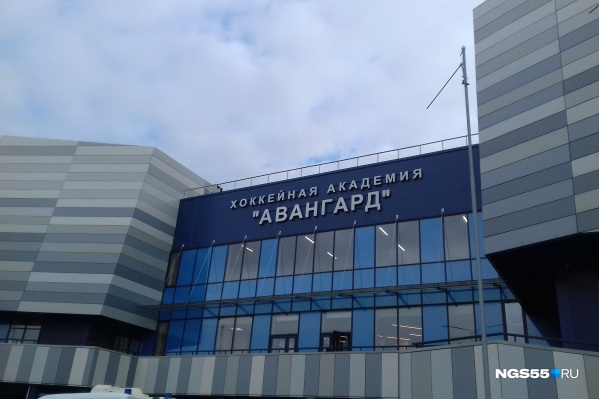 Хоккейную академию открыли к приезду президента