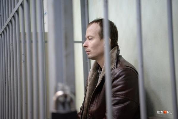 11 декабря Алексею Александрову выбирали меру пресечения на заседании в Ленинском суде Екатеринбурга