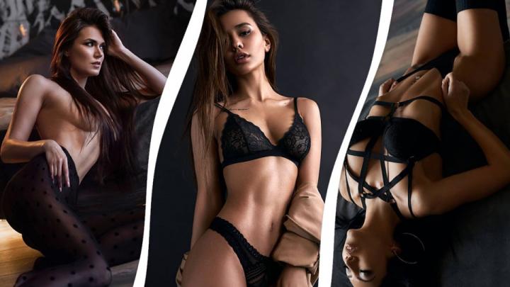 Лучшие девушки недели из Instagram Уфы: начинаем новый год с красоты