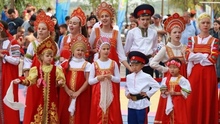 На Дону 2019-й объявлен Годом народного творчества