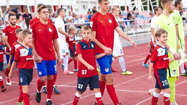 Ростовский СКА сыграл против ФК «Спартак-Владикавказ»