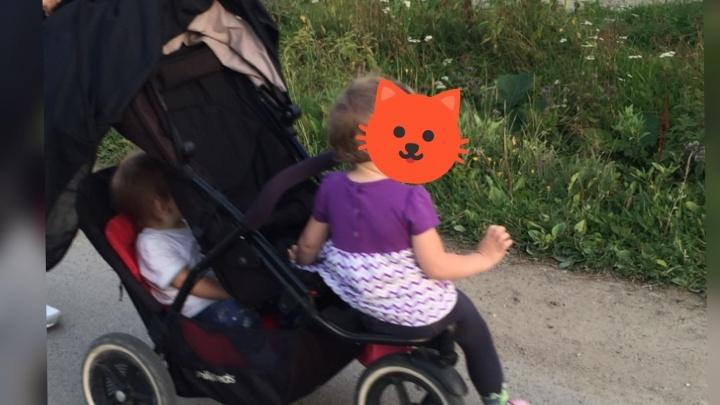 Екатеринбурженка отыскала по объявлениям коляску, которую у неё украли 2 месяца назад, и вернула её