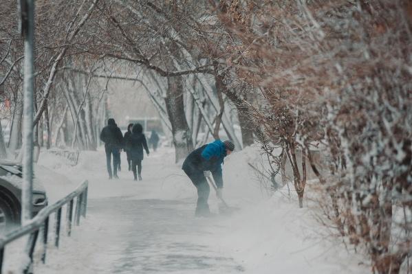 Зима близко: уже завтра в Тюмени резко похолодает