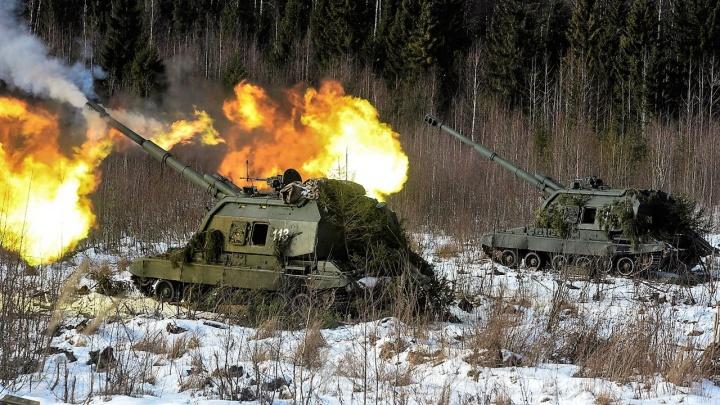 В ход пошли миномёты и гаубицы: самарские военные устроили боевые стрельбы под Оренбургом