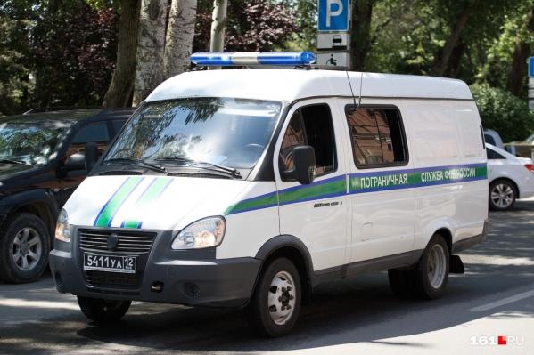 Ростовские пограничники задержали мужчину, девять лет скрывавшегося от полиции