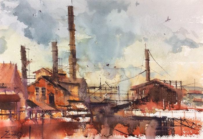 Работы с заводом-музеем в Нижнем Тагиле называются «Как закалялась сталь»