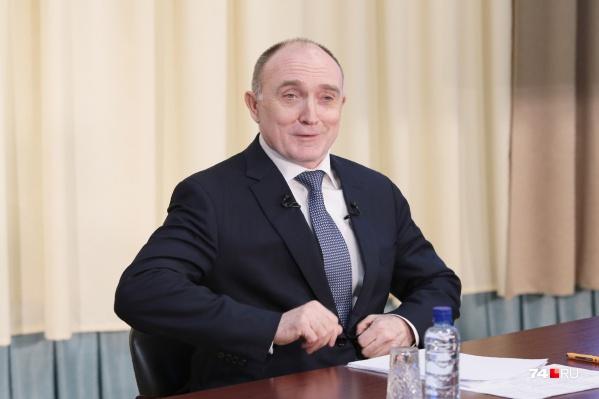 Борис Дубровский говорит, что ничего не знает об уголовном деле, хотя это дважды подтвердили руководители ФАС России