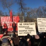 «Где рабочие места?!»: смотрим, как в Самаре митинговали против обнищания народа