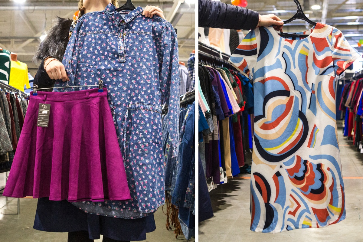 2deb88dcdec1 Кофточки за 200  в Новосибирске — бум магазинов дешёвой одежды   НГС ...