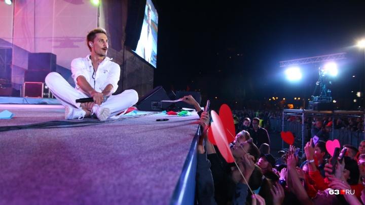 «Он был пьян?»: жителей Самары разочаровало выступление Димы Билана на Дне города