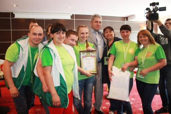 Семьи из Курганской области выиграли серебро на всероссийском фестивале