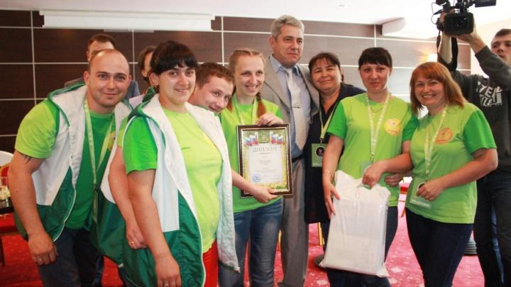 Лебяжьевцы выиграли серебро на Всероссийском фестивале клубов молодых семей