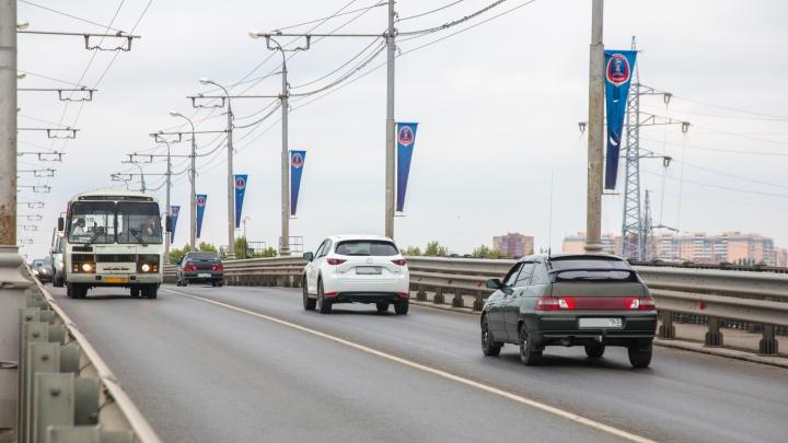 Самарские чиновники поедутв Москву за деньгами для строительства моста через Волгу