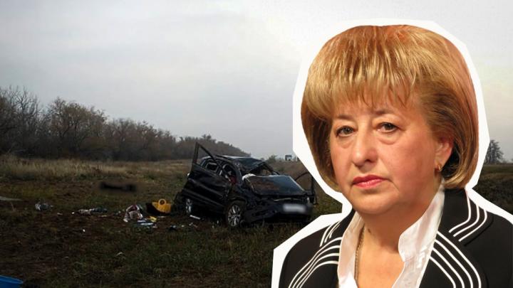 Попавшую в ДТП экс-мэра Волжского Марину Афанасьеву перевели на лечение в больницу №25